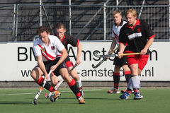 Hockey Stockfoto