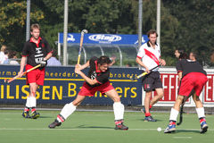 Hockey lizenzfreie stockfotos