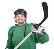 hockey Image stock