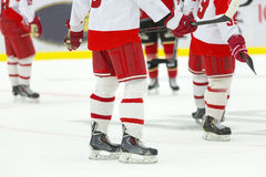 hockey Fotografia Stock Libera da Diritti