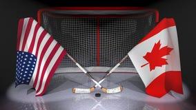 hockey Stock Foto