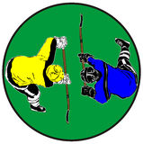 Hockey Stock Image