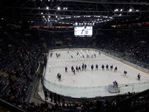hockey Fotografering för Bildbyråer