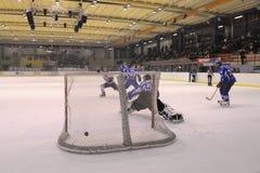 Hockey Club Milano Royalty Free Stock Photos