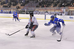 Hockey Club Milano Stock Images
