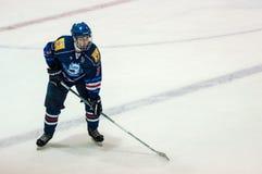 Hockey con el duende malicioso, Fotos de archivo libres de regalías