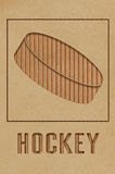 Hockey Concept Stock Image