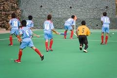 Hockey de campo Imagen de archivo