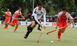 Hockey Ergo Masters Stock Photos