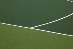 Hockey Field Stock Photography