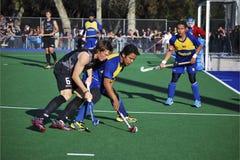 Hockey Friendly Match Between Malaysia and New Zealand 2009 Royalty Free Stock Photo