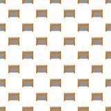 Hockey gate pattern seamless. Hockey gate pattern in cartoon style. Seamless pattern vector illustration Stock Photos
