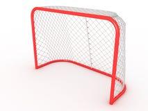Hockey gate. #2 Stock Images