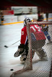 Hockey goalie Stock Photos