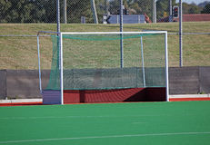 Hockey Goals Royalty Free Stock Photo