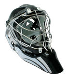 Hockey Goaltender Helmet stock photos