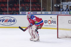 Hockey goaltender Rastislav Stana Stock Photos