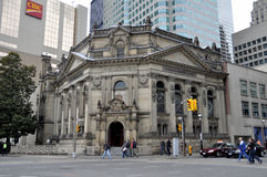 Hockey Hall of Fame Stock Image