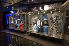 Hockey-Hall of Fame lizenzfreies stockbild