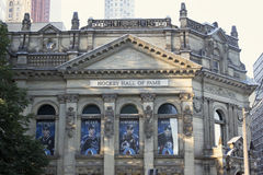 Hockey Hall of Fame in Toronto Stock Images