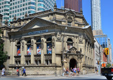 Hockey Hall of Fame in Toronto Stock Photo