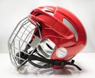 Hockey helmet Royalty Free Stock Photography