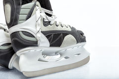 Hockey ice skate Royalty Free Stock Photos