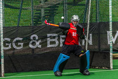 Hockey International Argentina V South-Africa Stock Image