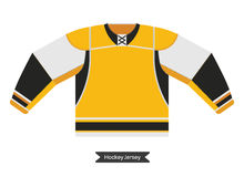 Hockey jersey element 4 Royalty Free Stock Images