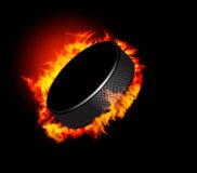 Hockey-Kobold lizenzfreie abbildung