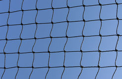 Hockey/Lacrosse Net Royalty Free Stock Images