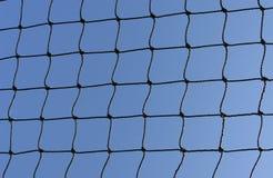Hockey/Lacrosse Net. Hockey netting close-up Royalty Free Stock Images