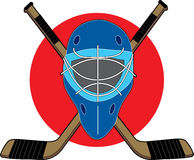 Hockey Mask Royalty Free Stock Photos