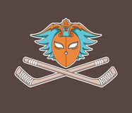 Hockey mask Stock Images