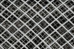Hockey net pattern. New hockey goal net, forming a symmetric pattern royalty free stock images