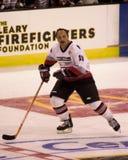 Hockey Pasillo de Famer Bryan Trottier Imagen de archivo libre de regalías