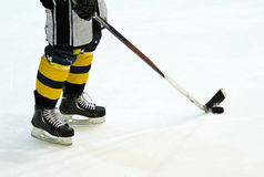 Hockey player Stock Photos