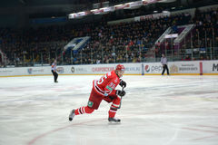 Hockey player Alexei Efimov Royalty Free Stock Photography