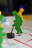 Hockey player. Hockey concept: Ice Hockey World Championship Stock Photo