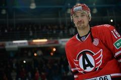 Hockey player Sami Lepistö Stock Photos