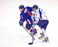 Hockey players Royalty Free Stock Photography