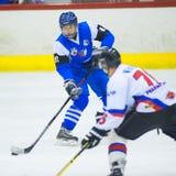 Hockey players Royalty Free Stock Photography