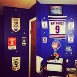 Hockey Room hockey Room Stock Photos