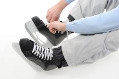 Hockey skates. Stock Photography