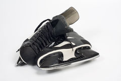 Hockey Skates stock photography