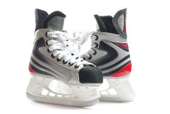 Hockey skates Stock Image