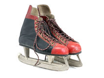 Hockey skates Royalty Free Stock Photos