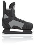 Hockey skates vector illustration Stock Photo