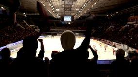 Hockey sobre hielo almacen de video