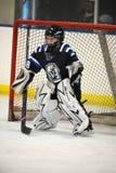 Hockey sobre hielo de la juventud Fotos de archivo